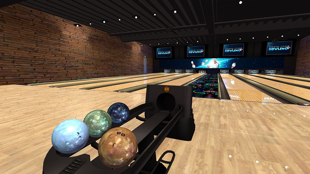 Bowling Apple TV Screenshot